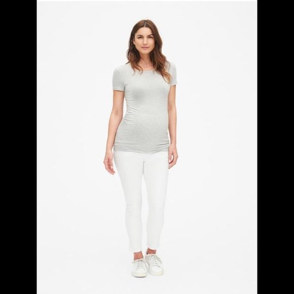 e242f636f5d33 GAP Jeans | Nwt Maternity Full Panel Skinny Ankle Jean | Poshmark